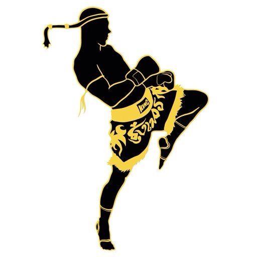 Zen Fitness Studio Muay Thai Logo